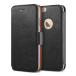 VERUS Dandy Klop Diary for iPhone6 (Black)
