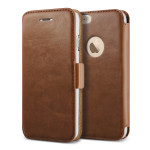 VERUS Dandy Klop Diary for iPhone6 (Brown)