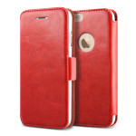 VERUS Dandy Klop Diary for iPhone6 Plus (Red)