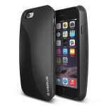 VERUS PEBBLE for iPhone6/6s (Chic Black)