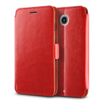 VERUS Dandy Klop Diary for Nexus6 (Red)