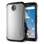 VERUS HARD DROP for Nexus6 (Light Silver)