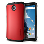 VERUS HARD DROP for Nexus6 (Crimson Red)