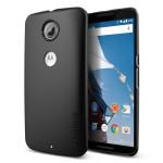 VERUS Super Slim Hard for Nexus6 (Charcoal Black)