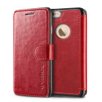 VERUS Dandy Layered Leather for iPhone6 Plus/6s Plus (Red)