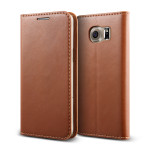 VERUS Crayon for GALAXY S6 (Brown)