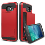 VERUS Damda Slide for GALAXY S6 (Crimson Red)