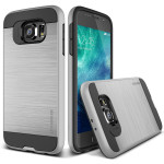 VERUS Verge for GALAXY S6 (Light Silver)