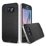 VERUS IRON SHIELD for GALAXY S6 (Silver)