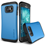 VERUS HARD DROP for GALAXY S6 Edge (Electric Blue)