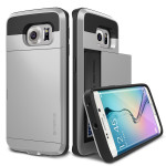 VERUS Damda Slide for GALAXY S6 Edge (Light Silver)