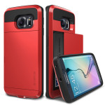 VERUS Damda Slide for GALAXY S6 Edge (Crimson Red)