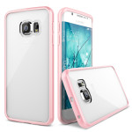 VERUS Crystal MIXX for GALAXY S6 Edge (Baby Pink)