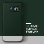 VERUS 2LINK for GALAXY S6 Edge (Green Emerald)