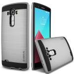 VERUS Verge for LG G4 (Light Silver)