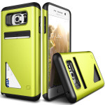 Lific Mighty Card Defense for Galaxy Note 5 (Lime)