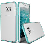 VERUS Crystal Bumper for Galaxy S6 Edge Plus (Mint)