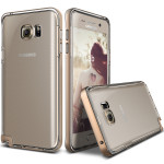 VERUS Crystal Bumper for Galaxy Note 5 (Shine Gold)