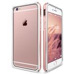 VERUS IRON Bumper for iPhone6 Plus/6s Plus (White_Rose Gold)