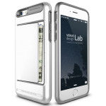 VERUS Damda Clip for iPhone6/6s (Grey / Pearl White)