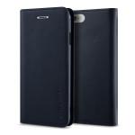 VERUS Genuine leather diary case for iPhone6 Plus/6s Plus (Navy)