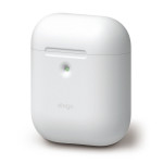 elago AIRPODS CASE for AirPods 2nd Generation Wireless Charging Case for AirPods 2nd Wireless (White)