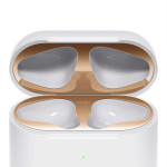elago AirPods DUST GUARD for AirPods 2nd Generation Wireless Charging Case for AirPods 2nd Wireless (Rose Gold)