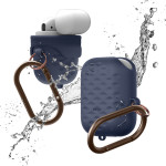 elago AirPods WaterProof Hang Case Active for AirPods (Jean Indigo)