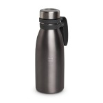 Teranuvo THERMOS STAINLESS TUMBLER for Coffee Accessories (Dark Grey)