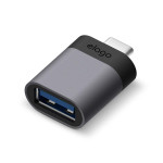 elago Mini Aluminum USB-C Adapter for NOTE PC (Dark Gray)