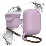 elago AirPods WaterProof Hang Case 2019 for AirPods (Lavendar)