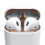 elago AirPods DUST GUARD for AirPods (Rose Gold)