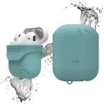 elago AirPods WaterProof Case for AirPods (Coral Blue)