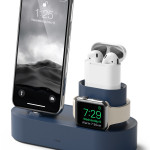 elago Charging Hub for iPhone / AirPods / Apple Watch (Jean Indigo)