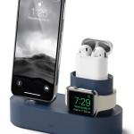 elago Charging Hub for iPhone / AirPods / Apple Watch (Jean Indigo)