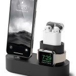 elago Charging Hub for iPhone / AirPods / Apple Watch (Black)