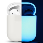 elago AIRPODS CASE for AirPods (Nightglow Blue)