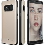 elago GA8 GRIP HYBRID for GALAXY S8 (Maple Gold)