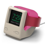 elago W4 STAND for APPLE WATCH (Aqua Pink)