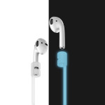 elago AIRPODS STRAP for AirPods (Nightglow Blue)