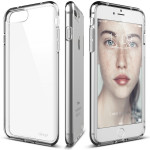 elago S7P CUSHION for iPhone7 Plus (Crystal Clear)