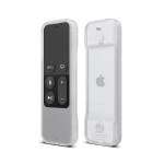 elago R1 INTELLI for Apple TV 第4世代 (Clear White)