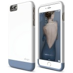 elago S6P GLIDE CAM for iPhone6s Plus (White+Royal Blue)