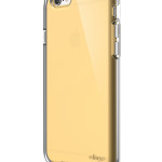 elago S6 CORE FLEX for iPhone6/6s (Creamy Yellow)