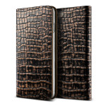 VERUS Genuine Croco diary for iPhone6/6s (Dark Gold)
