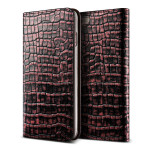 VERUS Genuine Croco diary for iPhone6/6s (Rose Pink)