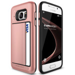 VERUS Damda Clip for GALAXY S7 (Rose Gold)