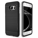 VERUS High Pro Shield for GALAXY S7 Edge (Light Silver)