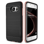 VERUS High Pro Shield for GALAXY S7 Edge (Rose Gold)