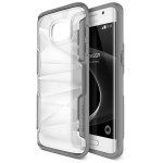 VERUS Shine Guard for GALAXY S7 Edge (Grey)